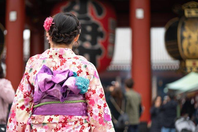 Private Tour : Welcome to Asakusa