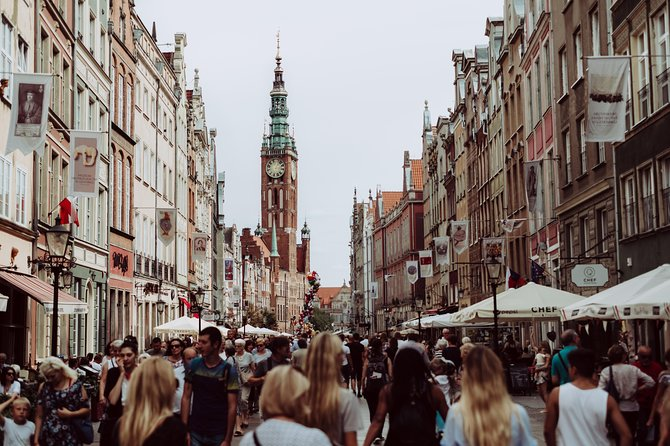 Gdansk Small Group Walking Tour