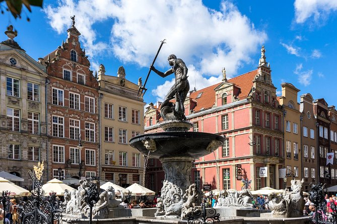Gdansk Private Walking Tour