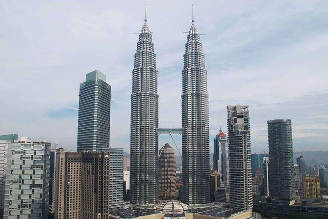 Kuala Lumpur City Tour & Petronas Twin Towers Admission Ticket