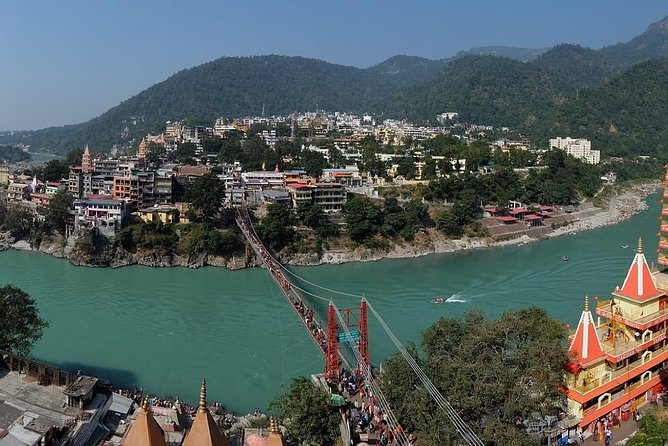 Affordable transfer from Rishikesh to Delhi