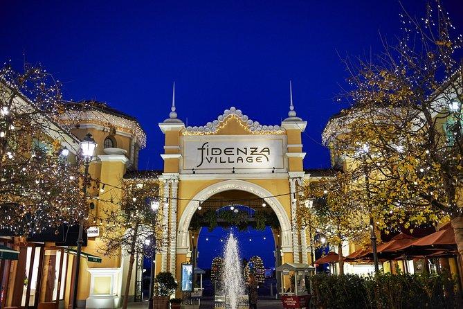 Fidenza Village Shopping Day Trip from Milan