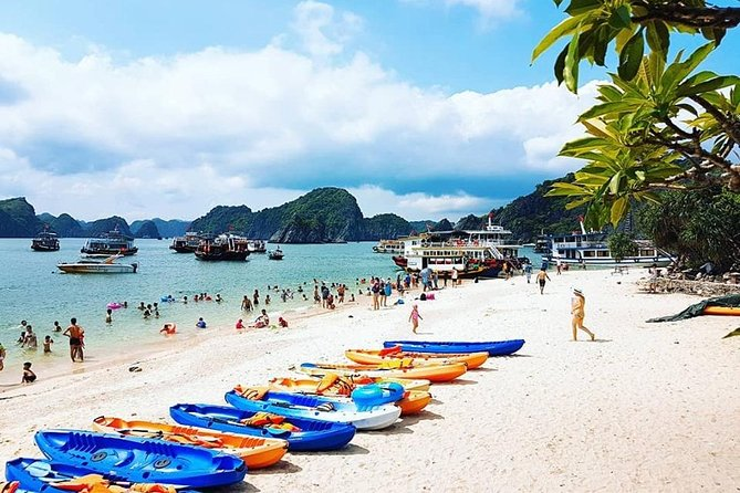 HALONG FULLDAY 6 HOUR TOUR