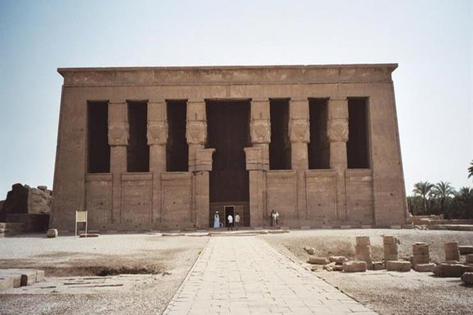 Dendara & Abydos Private Full-Day Tour