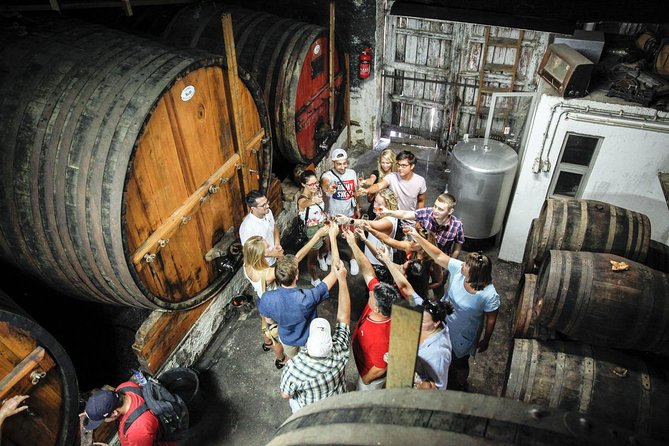 Classic Wine / Port Tasting with Interactive Guided Tour