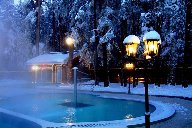 Chelyabinsk hot springs