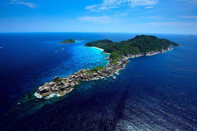 Khao Lak to Similan Islands Snorkeling Tour