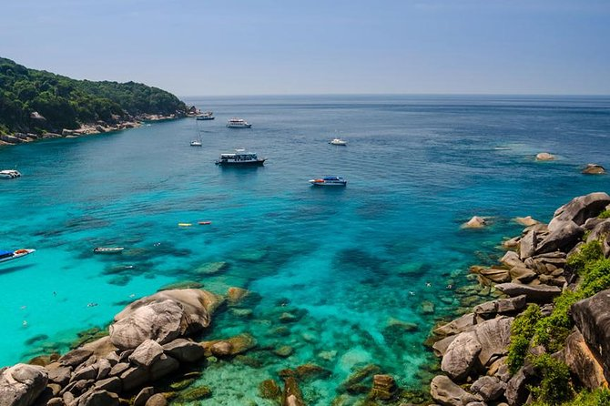 Similan Islands One Day Tour From Khao Lak