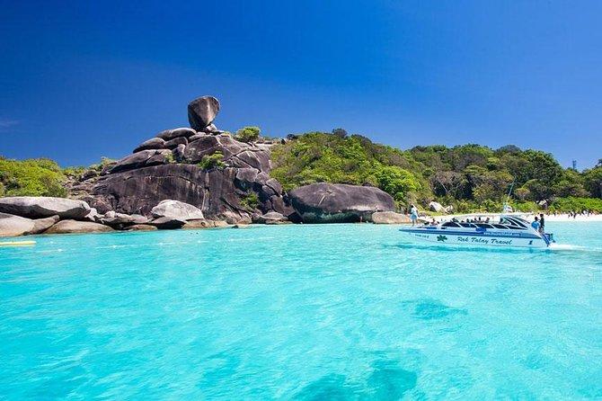 Similan Islands Snorkeling VIP Tour From Khao Lak