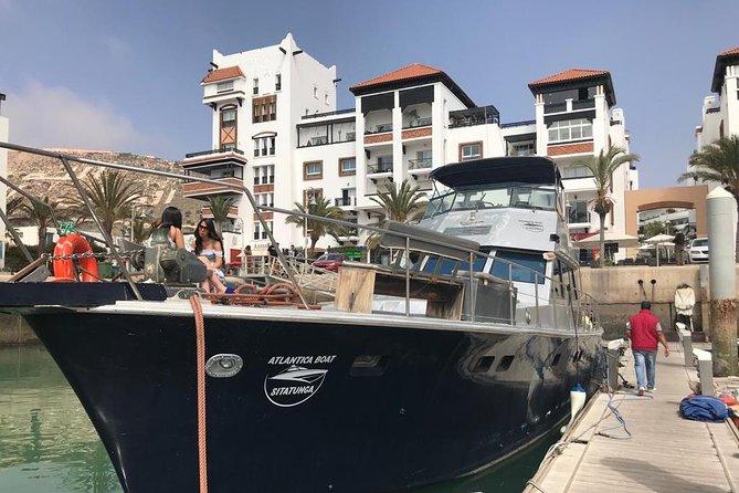 Agadir amazing Sailing in Ship