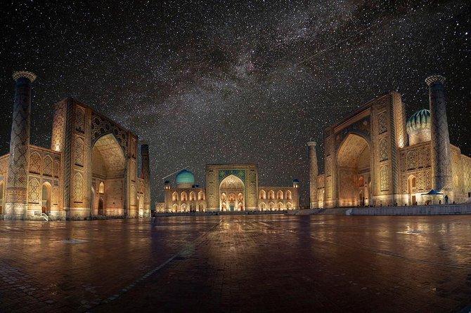 Welcome to Uzbekistan 7d6n