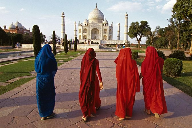 In The City of Love - Agra Day Excursion by Train From Delhi