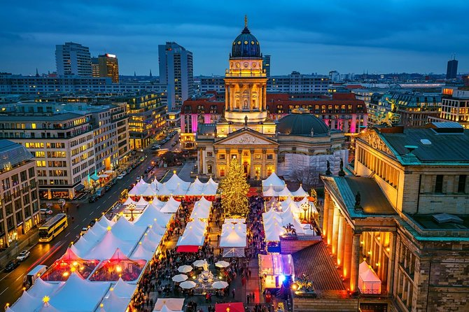 Berlin Christmas Markets Walking Tour with Local Guide