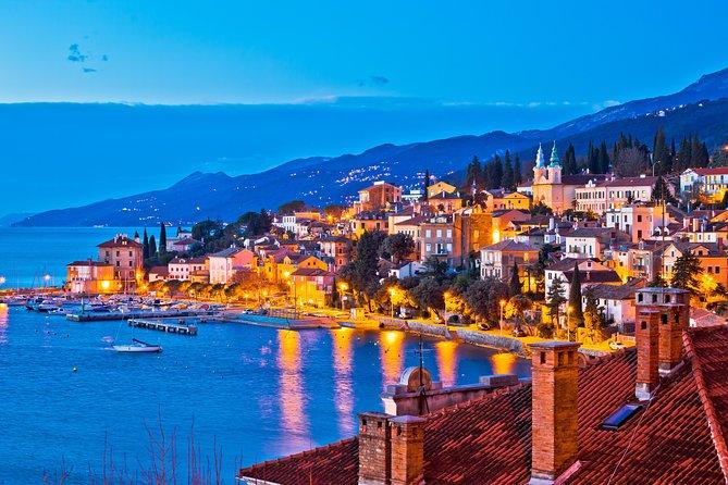Day Trip from Rijeka to Opatija