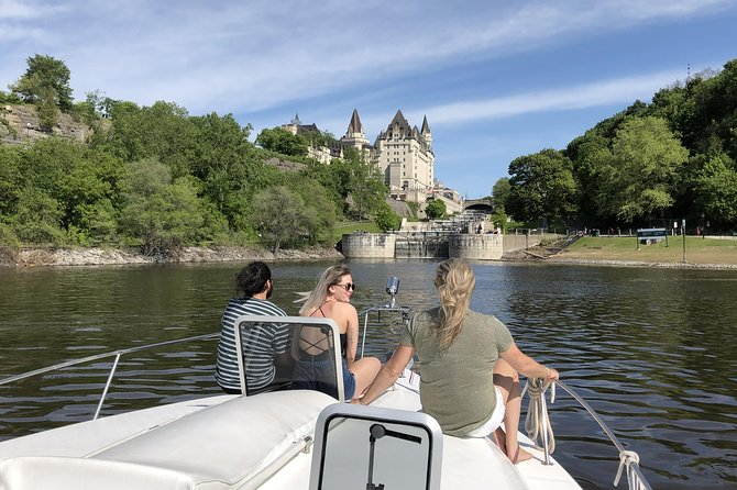 Ottawa River Tour, Private Yacht photo 1