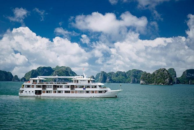 Ha Long Bay-Bai Tu Long Bay 2 Day Tour with Athena Luxury Cruise
