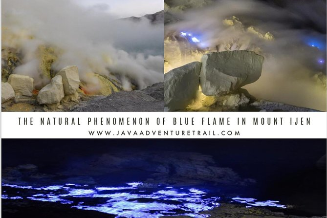 Surabaya - Mount Bromo – Tumpak Sewu Waterfall – Ijen Bluefire Tour - Bali 4d3n photo 4