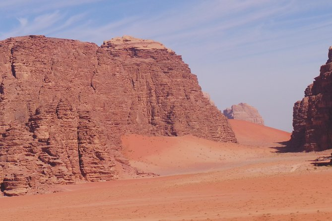 Private 2 Day Tour to Wadi Rum and Petra from Aqaba - overnight in Wadi Rum photo 1
