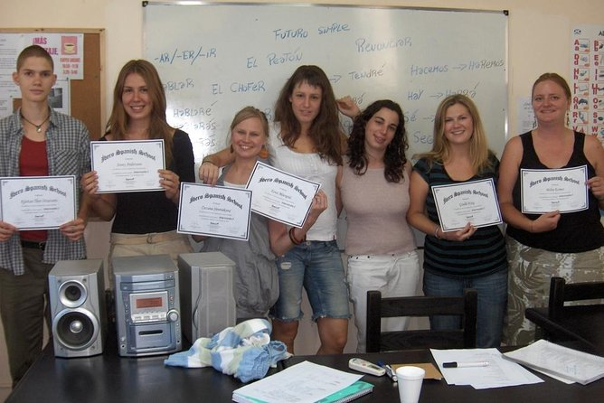 Standard Spanish Course -Group Lessons - 20 hours per week. photo 32