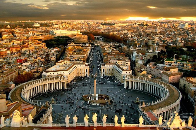 Explore Vatican Museums with Sistine Chapel and Vatican Basilica