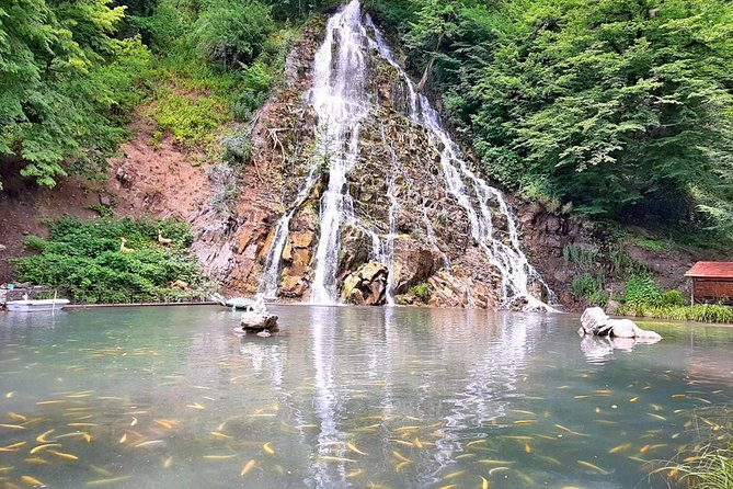 Khalkhal Waterfall Tour