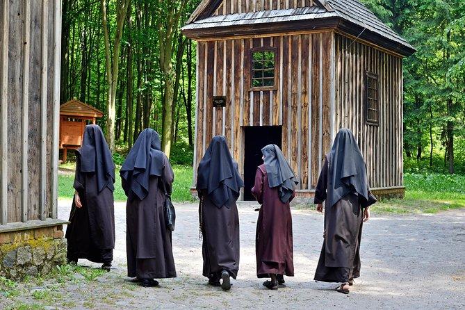 From Krakow: Lagiewniki Guided Tour, Sister Faustina's Sanctuary,JPII Gravestone