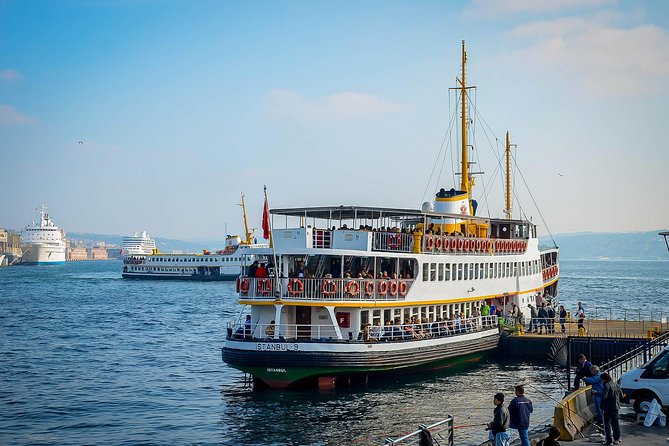 Istanbul Combo: Classic City Tour and Bosphorus Cruise photo 1