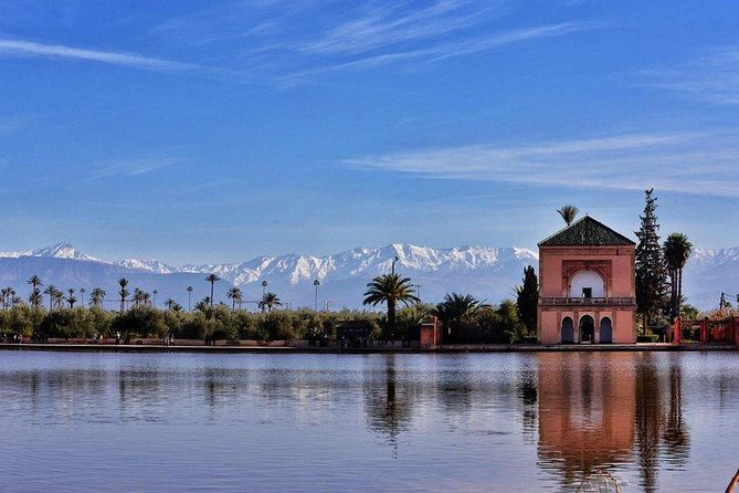 Day Trip to Marrakesh from Agadir