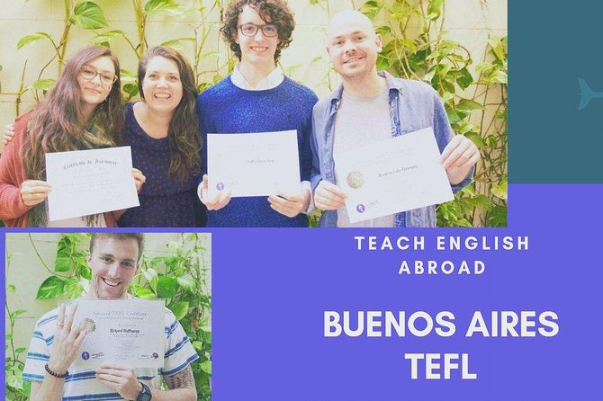 4 week TEFL Certification Course in Buenos Aires. Guaranteed Job Positions. photo 10