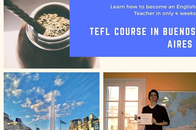 4 week TEFL Certification Course in Buenos Aires. Guaranteed Job Positions. photo 6