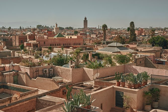 Marrakesh Excursions & historical culture