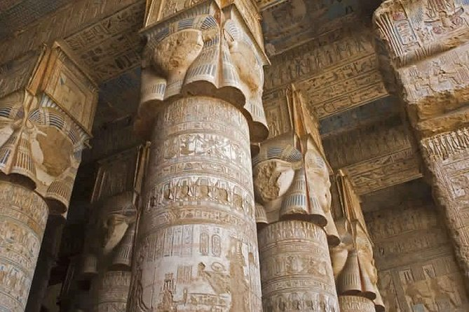 Dendara & Abydos Private Full Day Tour- Off the Beaten Path