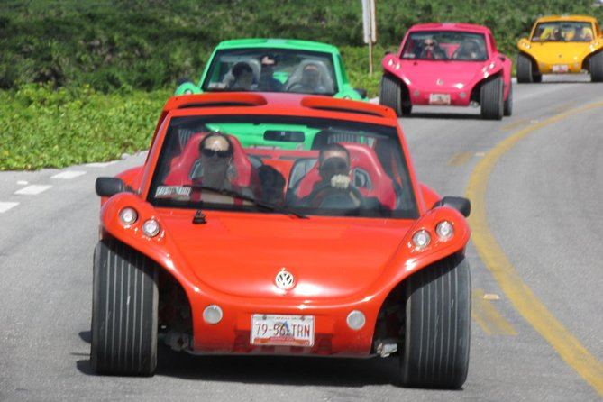 Cozumel Self-Drive Buggy Tour: Snorkeling & Lunch