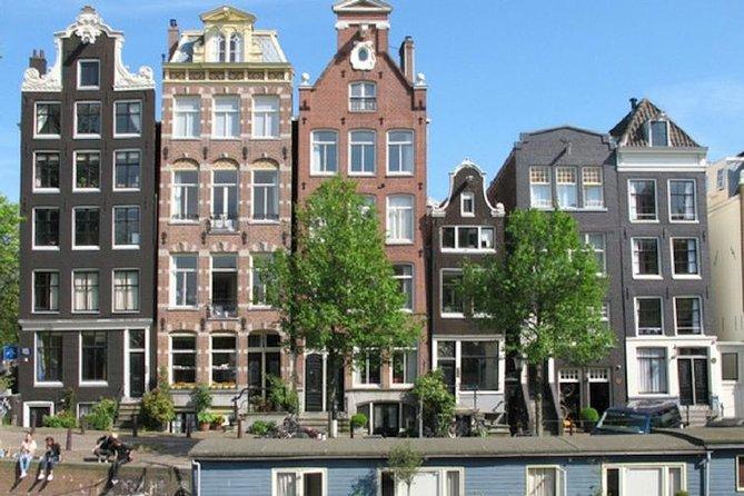 Amsterdam, first visit