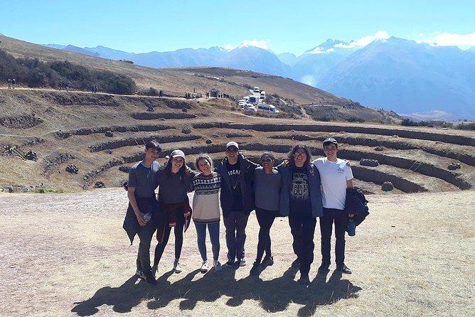 Tour Moray and Maras Salineras