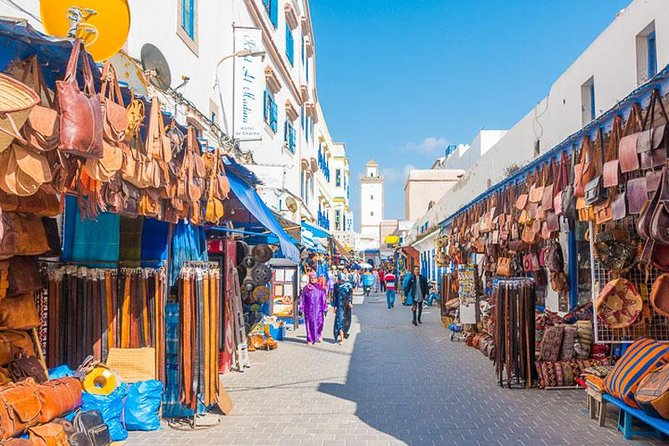 Excursion Essaouira from Marrakech