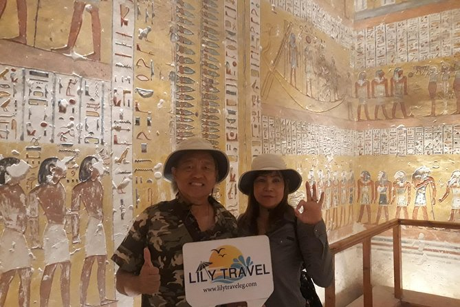 Half Day to west bank at Luxor