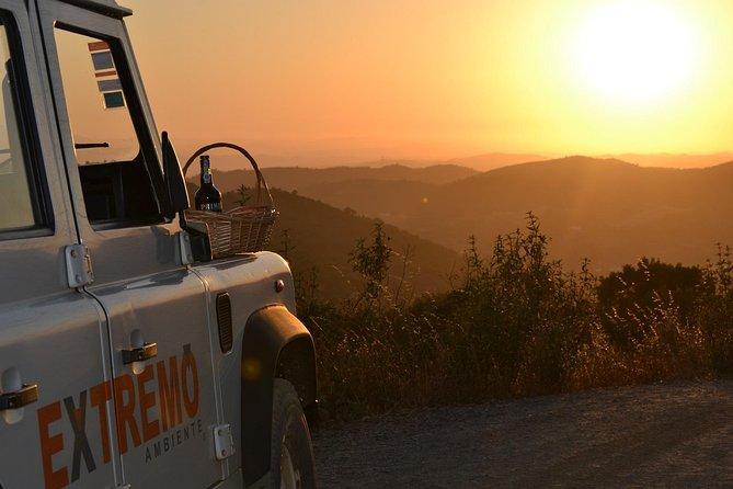 Sunset Algarve Jeep Safari
