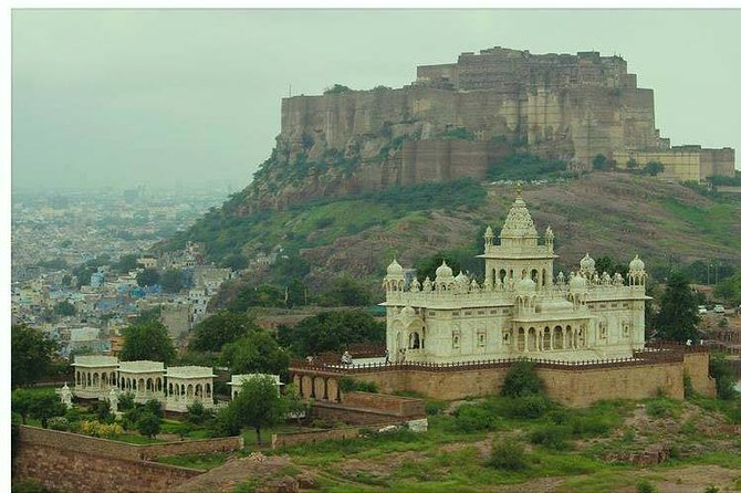 Jodhpur Half Day City Tour