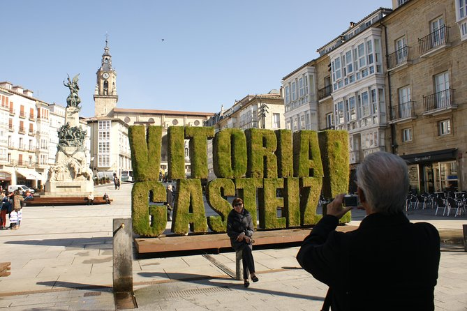 Guided Tour of Vitoria