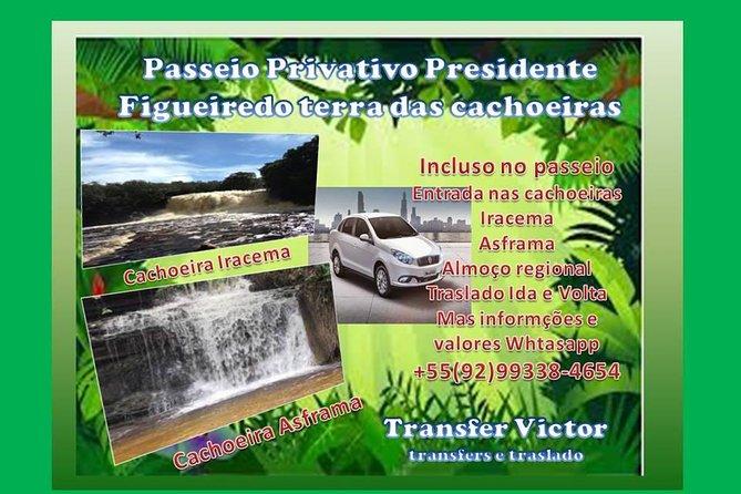 Belezas Naturais da terra das cachoeiras Presidente Figueiredo