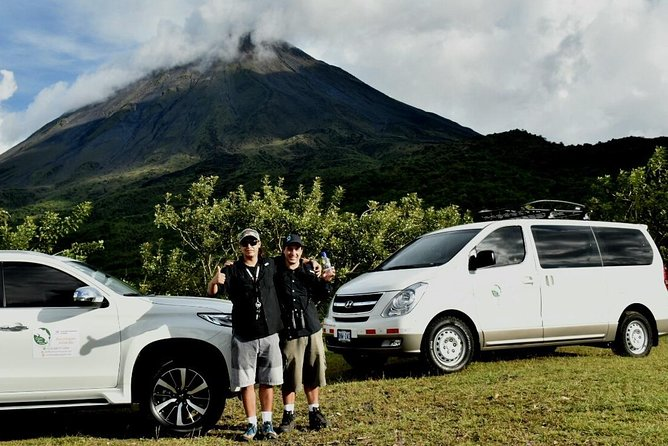 Private Transfer From Dreams Las Mareas To Monteverde-one Way