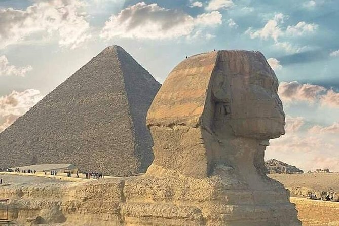 Private day tour to Giza Pyramids, Memphis City , Saqqara and Dahshur