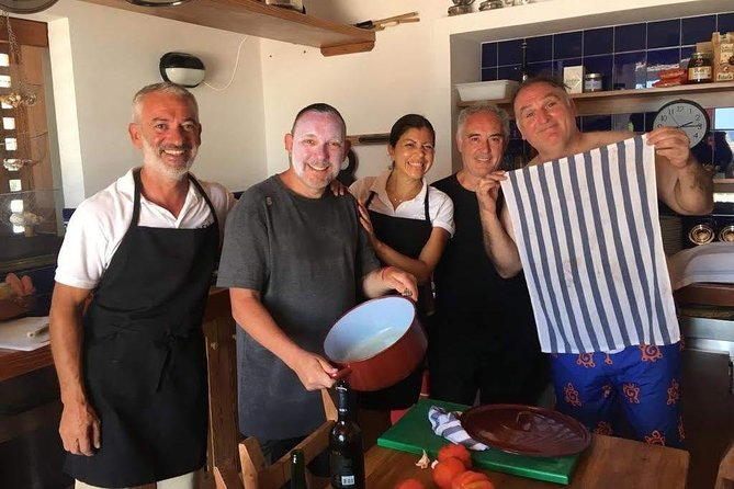 Master Class of Paellas, Tapas and Skewers SPANISH with local products.