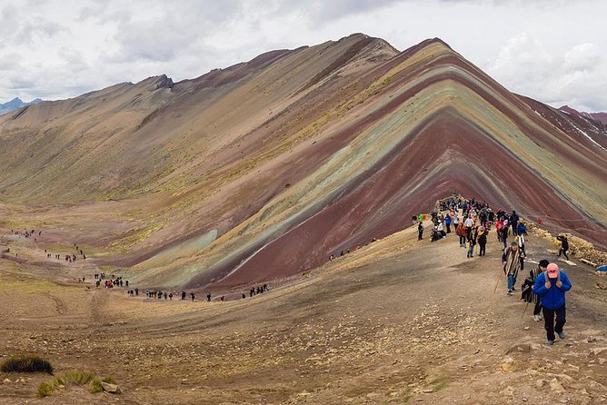 Walk to the Rainbow Mountain - Cusco photo 6