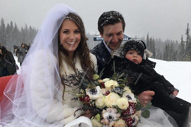 Elopements in Nature Wedding Ceremony