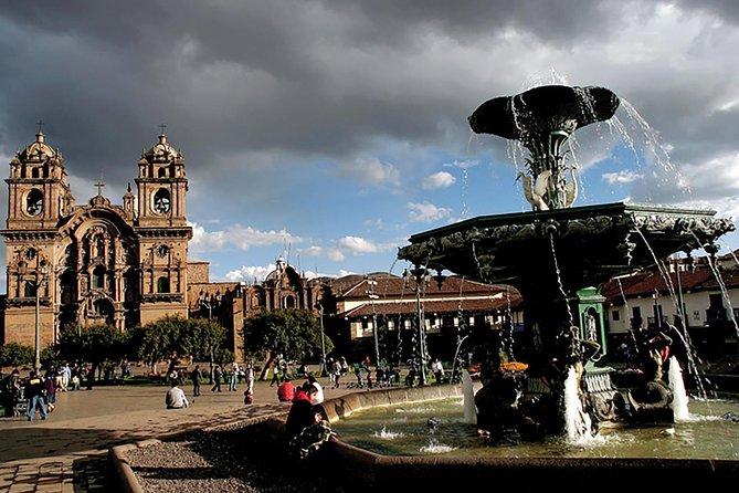 Cusco City Tour - Capital of an Empire