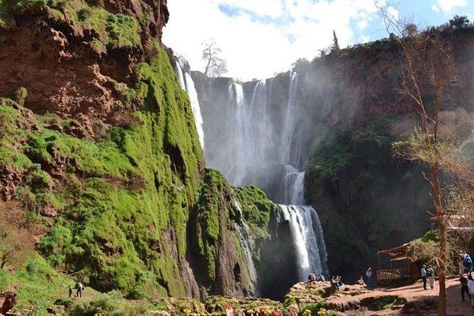 DAY TRIP Ouzoud Waterfalls