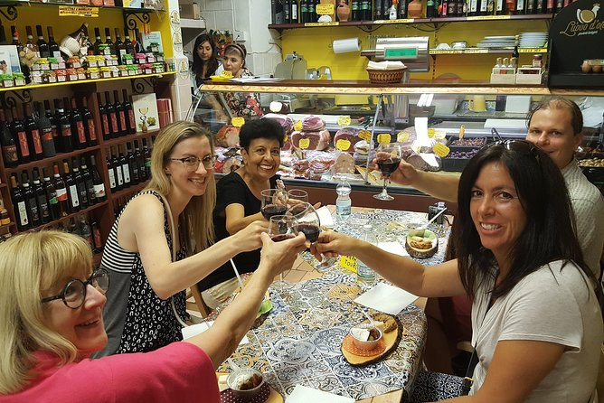 Tasty Ancient Naples & San Gregorio Armeno Food, Wine and Sightseeing Tour photo 7