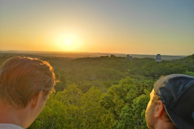 Tikal Sunrise Tour from El Remate in Small Group